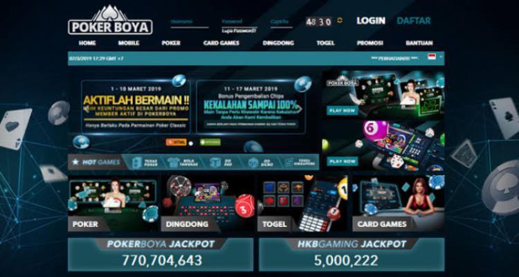 PokerBoya - Bandar Poker Online Uang Asli Terpercaya