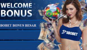 Sbobet Bonus - Dapatkan Promo Bonus Next Deposit Sebesar 50%